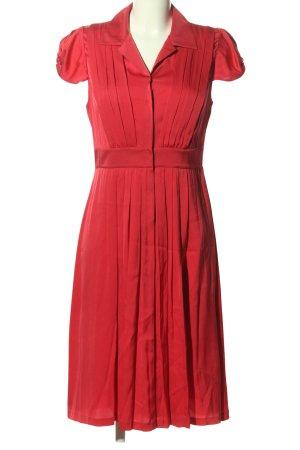 Elie Tahari Abito midi rosso stile casual
