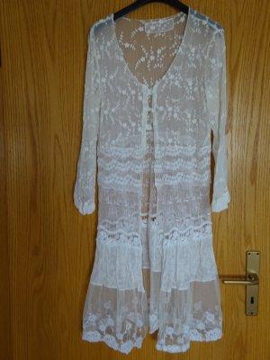 Elisa Cavaletti Tunic Blouse white polyacrylic