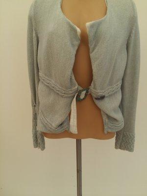 Elisa Cavaletti Shirt Jacket pale blue