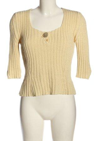Elisa Cavaletti Short Sleeve Sweater primrose casual look