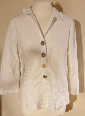 Elisa Cavaletti Shirt Blouse white