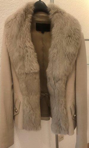 Elisabetta Franchi Tweed Blazer pink