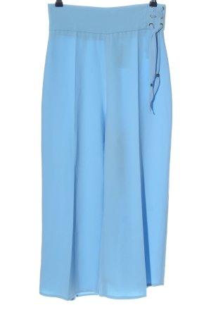 Elisabetta Franchi Culottes blau Elegant