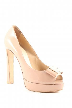 Elisabetta Franchi High Heels nude Party-Look