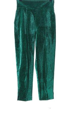 Elisabetta Franchi High-Waist Hose grün Elegant