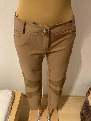 Elisabetta Franchi Stretch Trousers beige