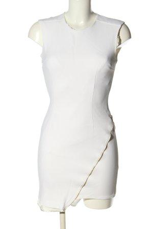 Elisabetta Franchi Minikleid weiß Elegant