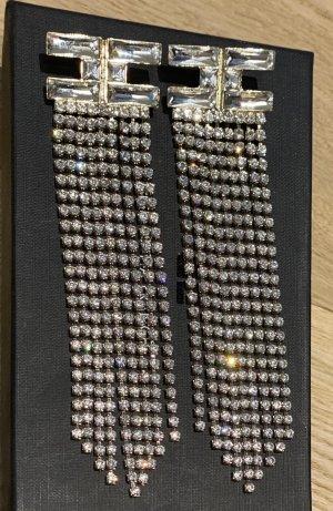 Elisabetta Franchi Orecchino a pendente argento