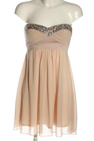 Elise Ryan Bustier Dress cream elegant