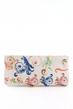 Clutch Allover-Druck Casual-Look