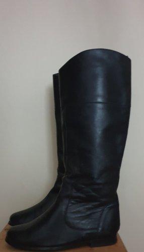 Elite Slappe laarzen zwart