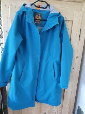 Elkline Outdoor Jacket steel blue