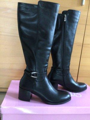 Ella Cruz - schwarze Stiefel - neu und ungetragen