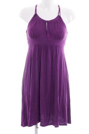 Ella Moss Robe à bretelles violet