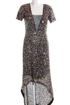 Ella Singh Abendkleid schwarz-braun Elegant