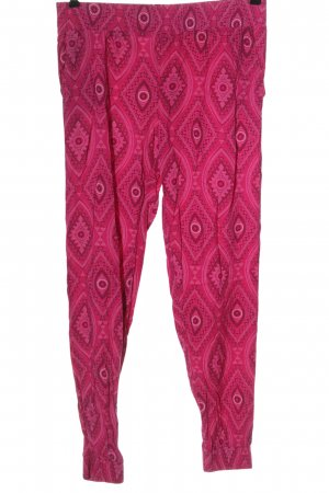 elle nor Baggy Pants abstract pattern elegant