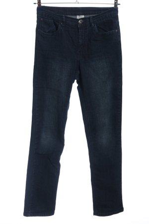 elle nor Straight-Leg Jeans blau Casual-Look