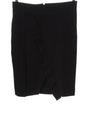 Elle Flounce Skirt black elegant