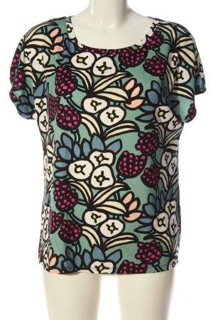 Ellen Eisemann Batik shirt abstract patroon casual uitstraling