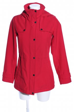 Ellen Tracy Kapuzenjacke rot Casual-Look