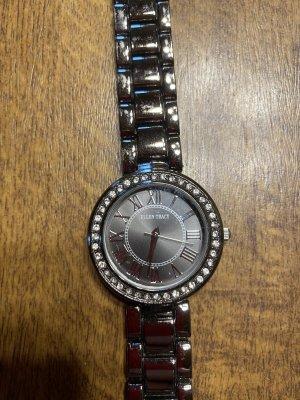 Ellen Tracy Uhr schwarz