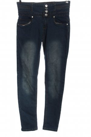 ElleNor High Waist Jeans blue casual look