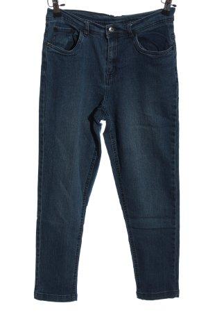 ElleNor Skinny Jeans blau Casual-Look