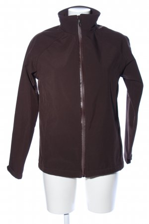 ElleNor Softshelljacke braun Casual-Look