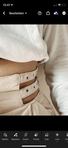 Ellery Culotte crème-beige