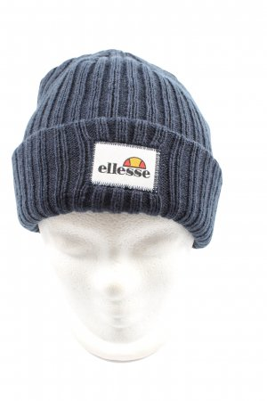 Ellesse Beanie blue casual look