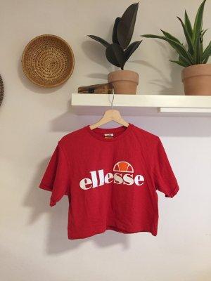 Ellesse Cropped T-Shirt