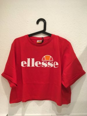 Ellesse Cropped Shirt multicolored
