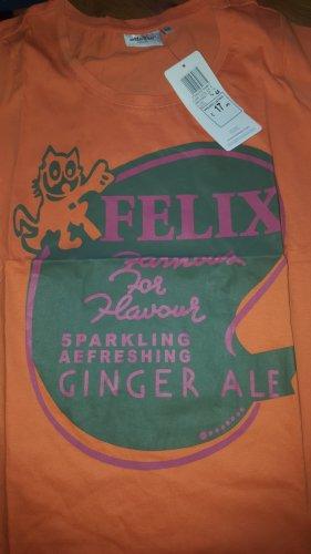 Ellesse Felix T-Shirt orange GrS ( M)