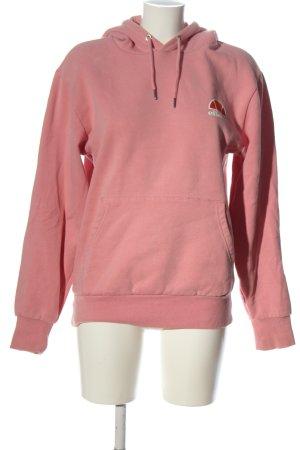 Ellesse Hooded Sweatshirt pink casual look