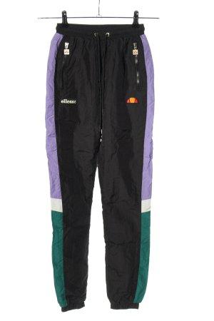 Ellesse Pantalon de jogging multicolore style décontracté