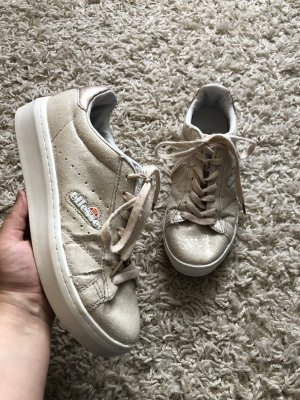 Ellesse Sneaker Glitzer Glitter Turnschuhe Größe 40
