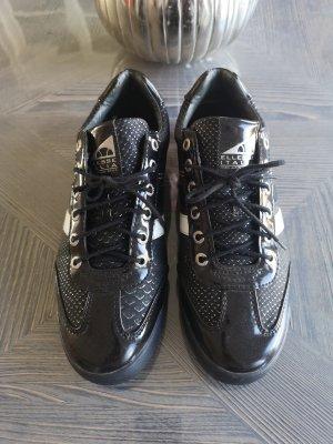 ellesse Sneaker Schwarz weiß Gr 38