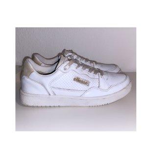 Ellesse Sneaker weiß Beige Gold