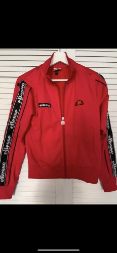 Ellesse Giacca sport rosso