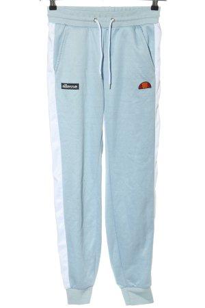 Ellesse Sweathose blau-weiß Casual-Look