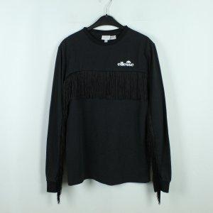 ELLESSE Sweatshirt Gr. 38 schwarz - neu (20/03/252)