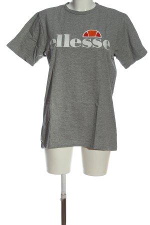 Ellesse T-Shirt meliert Casual-Look