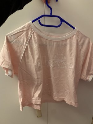 Ellesse Top Polo rose