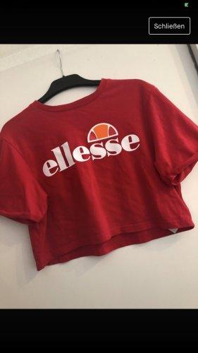 Ellesse Tshirt cropped