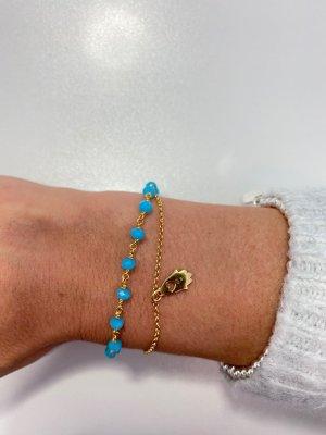 Elli Armband mit Hamsa Hand