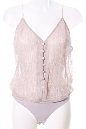 Ellie Mae Blusen-Body pink Glanz-Optik