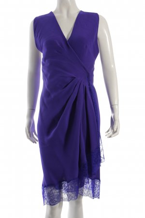 Emanuel Ungaro Abendkleid blau Elegant