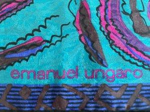 Emanuel Ungaro Zijden doek veelkleurig Zijde