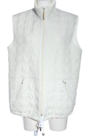 Emark Smanicato sport bianco motivo trapuntato stile casual