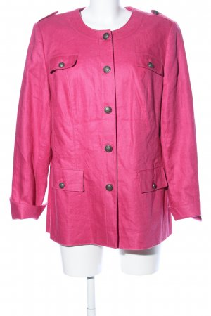 Emilia Lay Kurz-Blazer pink Casual-Look